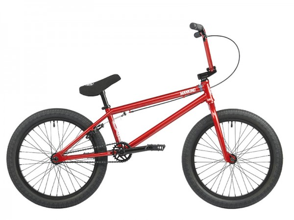 "MANKIND ""NXS 2021"" - 20.5"" - ""CHROME RED"" - KOMPLETTRAD - COMPLETE-BIKE"
