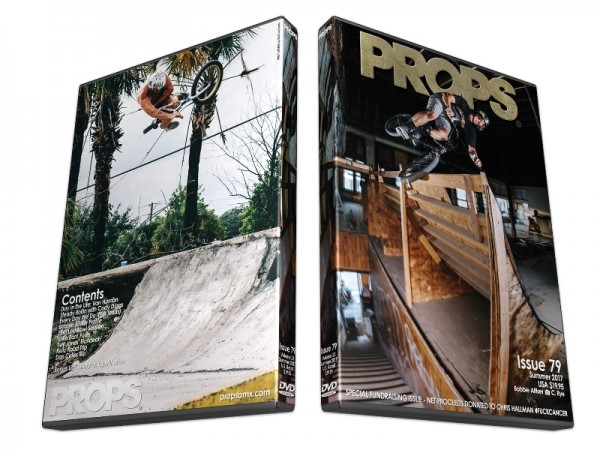PROPS ISSUE 79 - DVD
