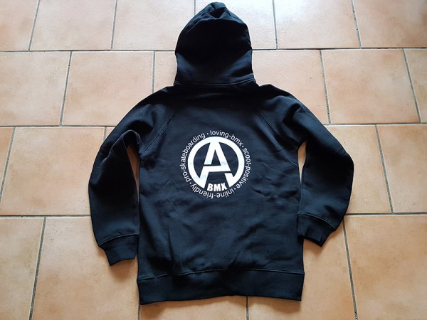 ALLIANCE BMX - PROPAGANDHI HOODED