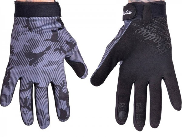 "SHADOW ""CONSPIRE CROW CAMO"" - HANDSCHUHE - GLOVES"