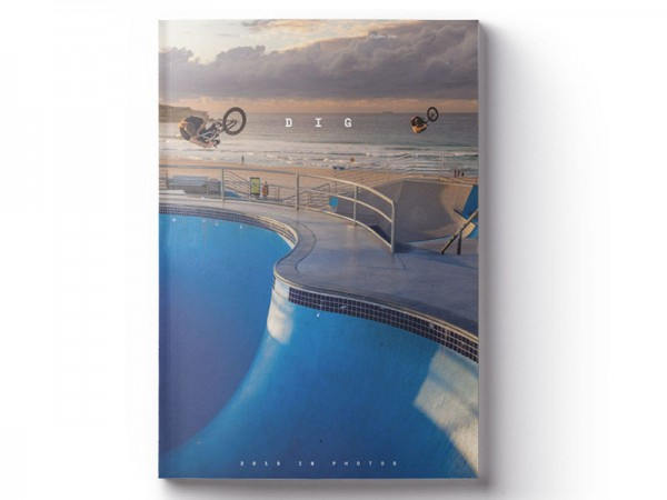 """DIG BMX MAGAZINE """"ISSUE 99.9"""" - ZEITSCHRIFT"""