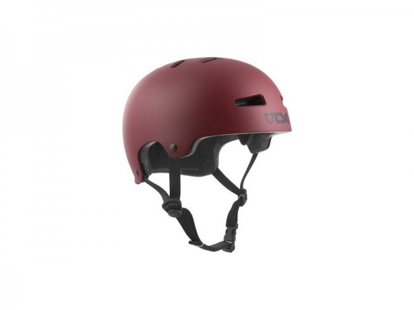 TSG EVOLUTION KIDS SOLID COLORS - HELMET