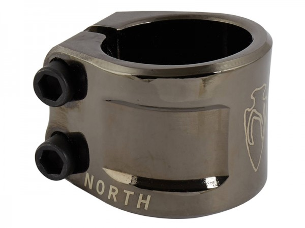 NORTH AXE DOUBLE CLAMP